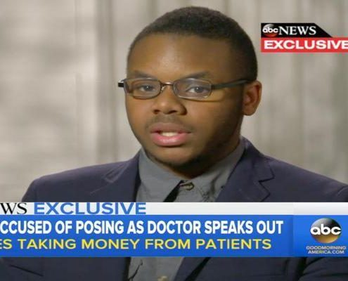 """""""Dr. Love""""— Teen Accused of Impersonating a Doctor - Health Council"""