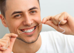 Flossing - Health Council