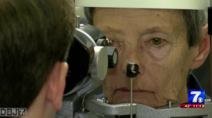 New eye surgery gives woman her sight back | Local News - WDBJ7.com Central and Southwest VA - Health Council