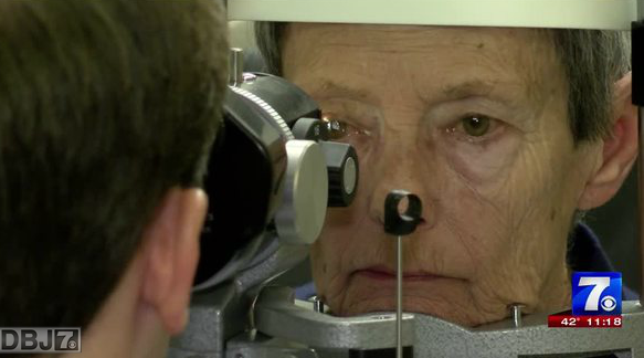 New eye surgery gives woman her sight back   Local News - WDBJ7.com Central and Southwest VA - Health Council
