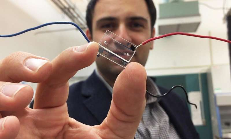 """""""Tiny Sensor Detects Cancer Cells Through Multiple Channels at The Same Time"""" - Health Council"""