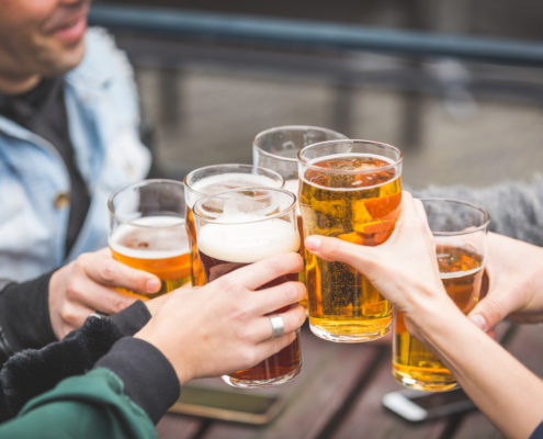 Study Finds Male Drinking & Stress Impacts Off-Spring Development - Health Council