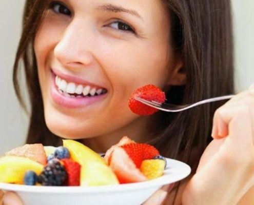 Eating Fruit Can Reduce Breast Cancer in Teen Girls - Health Council